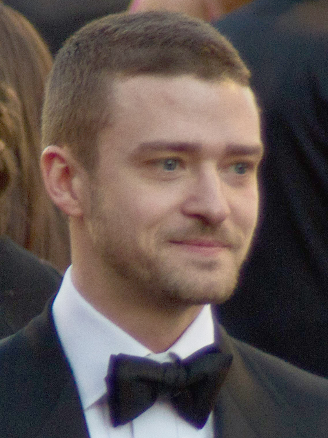 Justin Timberlake at the 2011 Academy Awards